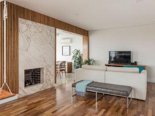 Palladino Arquitetura Living room