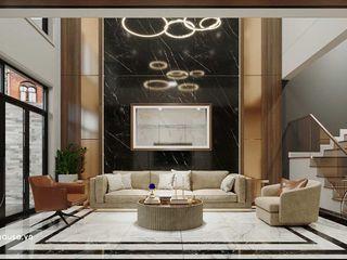 Thiết kế thi công nội thất nhà phố 4 tầng kết hợp kinh doanh văn phòng tại HCM NEOHouse