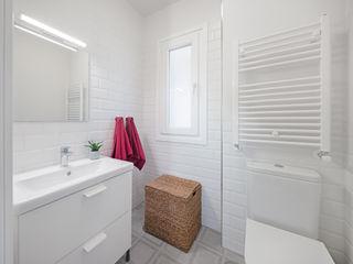 Arquigestiona Reformas S.L. 浴室 陶器 White