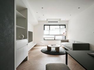 寓子設計 Phòng khách