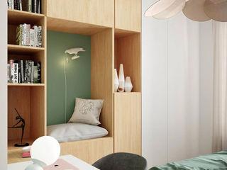 Studio Coralie Vasseur 臥室