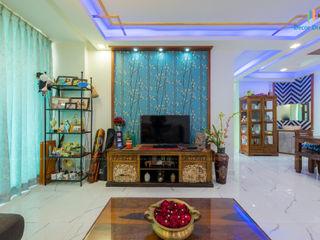 DECOR DREAMS Classic style living room