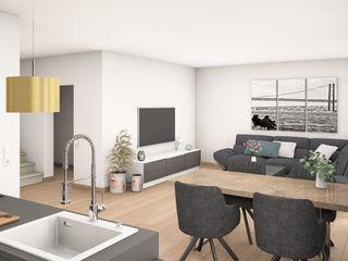 Heinz von Heiden Stratus FD 152 Dieckmann Immobilien Moderne Wohnzimmer