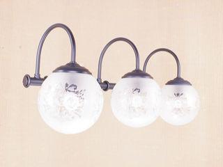 Lámparas de pared rústicas Artehierro HogarAccesorios y decoración Hierro/Acero