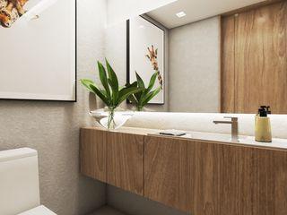 Studio M Arquitetura Baños de estilo moderno