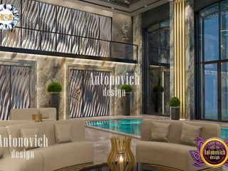 Luxury Antonovich Design Басейн