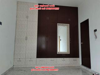 balabharathi pvc interior design DormitoriosArmarios y cómodas Plástico Acabado en madera