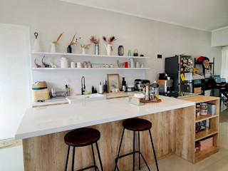 SARAÈ Interior Design KitchenAccessories & textiles White