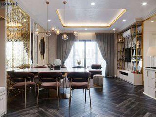 Diamond Riverside Q8 - 72m2 - 1PN - Cô Lệ Công ty Cổ Phần Nội Thất Mạnh Hệ Living roomAccessories & decoration