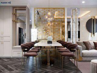 Diamond Riverside Q8 - 72m2 - 1PN - Cô Lệ Công ty Cổ Phần Nội Thất Mạnh Hệ Dining roomTables