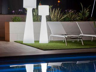 Skapetze Lichtmacher Modern pool