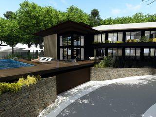 Construção de moradia unifamiliar em Queijas - Lisboa RESSA, SA