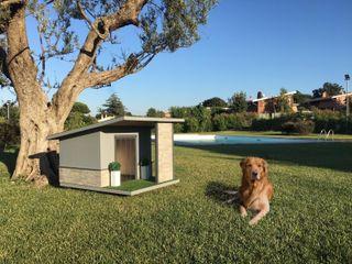 L'importanza del giardino ed un modo per renderlo davvero esclusivo Pet House Design® Giardino anteriore Legno Marrone