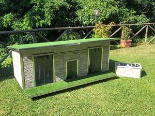 7 Cucce da sogno che non hai mai visto Pet House Design® Giardino Zen Pietra Grigio
