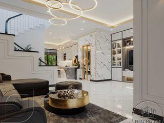 Mẫu thiết kế thi công nội thất biệt thự song lập Manhattan Glory tại quận 9 NEOHouse