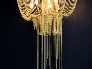 willowlamp 餐廳照明 金屬 Amber/Gold