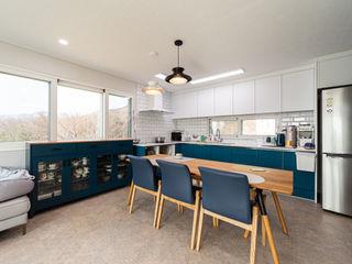 한글주택(주) Built-in kitchens