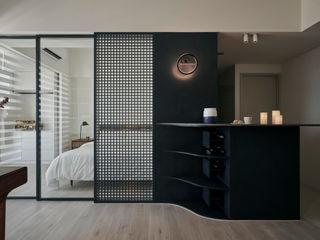 寓子設計 Phòng ăn phong cách Bắc Âu