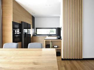 Piotr Stolarek Projektowanie Wnętrz Scandinavian style kitchen