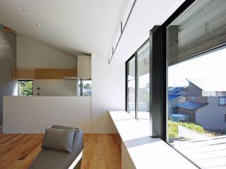 空間建築-傳 Cucina in stile asiatico Bianco