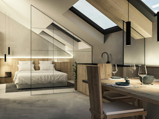 S.N.O.W. Planungs und Projektmanagement GmbH Classic style bedroom