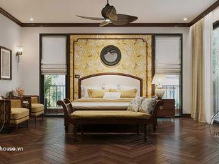 Các mẫu thiết kế phòng ngủ Master đẹp sang trọng nhất 2021 NEOHouse