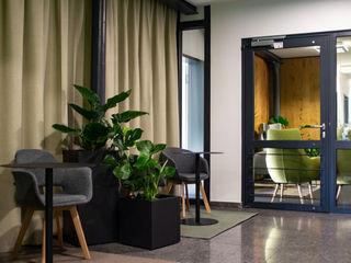 Hammer & Margrander Interior GmbH Bangunan Kantor Modern