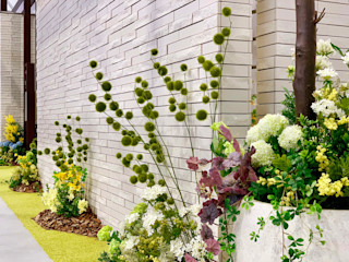 (有)ハートランド Eclectic style gardens