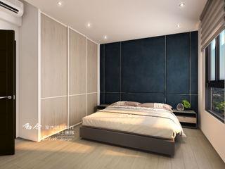 惠宇一森青 木博士團隊/動念室內設計制作 臥室