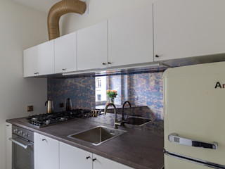 IDEALS . Marta Jaślan Interiors Kitchen