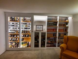 Volo Vinis Klassische Weinkeller Glas Weiß