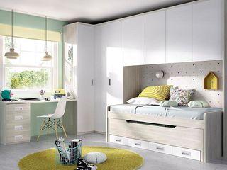 Intense mobiliário e interiores Stanza dei bambiniLetti & Culle