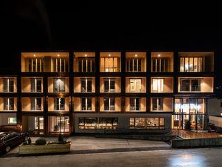 MARI POP HOTEL BESTO ZT GMBH_ Architekt DI Bernhard Stoehr Holzhaus Holz
