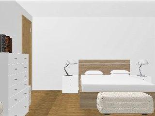 DIONI Home Design Scandinavian style bedroom