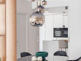 Villa M&G manuarino architettura design comunicazione Cucina moderna