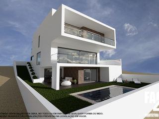 Processo 116/20@CM Vila Franca Xira Factor4D - Arquitetura, Consultadoria & Gestão Casas modernas
