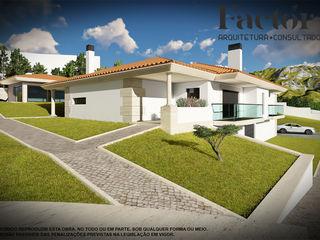 Processo 47/2017@CM CASTRO DAIRE Factor4D - Arquitetura, Consultadoria & Gestão Casas clássicas