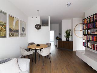 IDEALS . Marta Jaślan Interiors Modern dining room