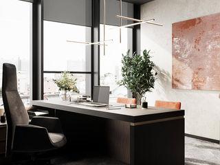 Zikzak Ofis Alanları & Mağazalar