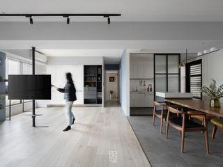 禾廊室內設計 Koridor & Tangga Gaya Skandinavia