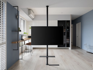 禾廊室內設計 Living roomTV stands & cabinets