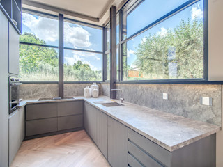 MOB ARCHITECTS Kleine keuken