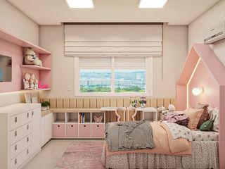 Cláudia Legonde Kamar tidur anak perempuan
