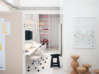 Le Club Office de Vitra, une alternative à l'open space Création Contemporaine BureauAccessoires & décorations