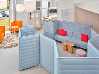Le Club Office de Vitra, une alternative à l'open space Création Contemporaine BureauBureaux