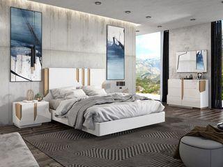 Intense mobiliário e interiores Modern style bedroom