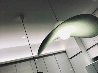 商業空間,髮廊規劃 Unicorn Design 玄關、走廊與階梯照明