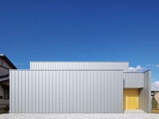 空間建築-傳 Casa di legno Ferro / Acciaio Metallizzato/Argento