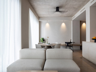 Eseiesa Arquitectos 地中海風ホテル