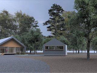 Arquitecto Rafael Viana Balbi - CDMX + Rio de Janeiro 現代房屋設計點子、靈感 & 圖片